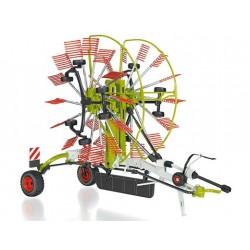 Andaineur Claas Liner 2600