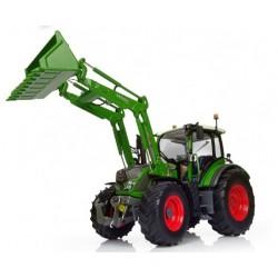 """Tracteur Fendt 516 vario avec chargeur """"Nature Green"""""""