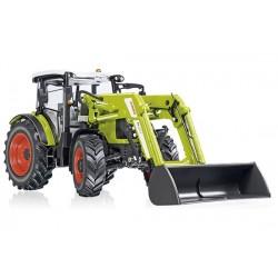 Tracteur Claas Arion 430 avec chargeur