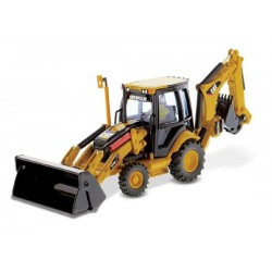 Tractopelle Caterpillar 420E IT