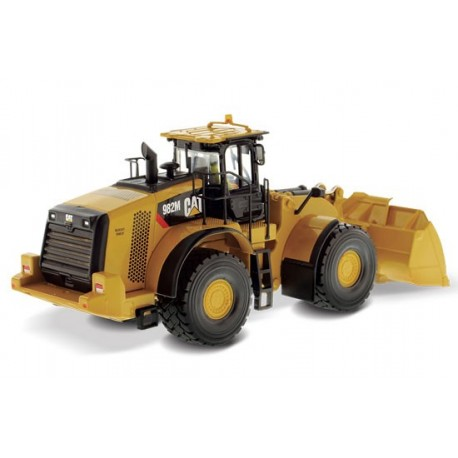 Chargeur Caterpillar 982M avec figurine