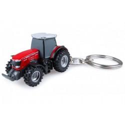 Porte-clés tracteur MF 8737