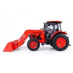 Tracteur Kubota M511 avec chargeur (version EU)