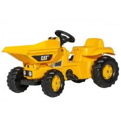 Tracteur Rollykid Dumper CAT