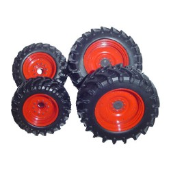 3 jeux de roues Fendt 820