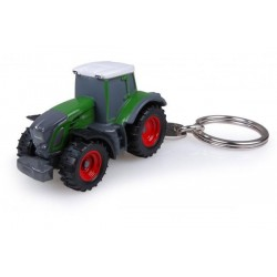 """Porte-clés Tracteur Fendt 939 """"Nature Green"""""""