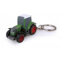 """Porte-clés Tracteur Fendt 516 """"Nature Green"""""""