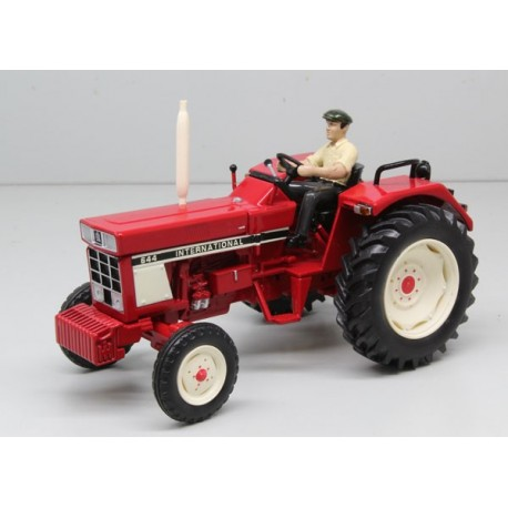 Tracteur ih 644 avec chauffeur replicagri rep159 tracteur ancien replicagri minitoys - Tracteur ancien miniature ...