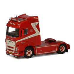 Tracteur solo Volvo FH4 Harry Zwier