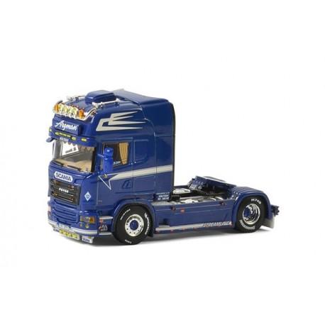 Tracteur solo Scania R Streamline Argman