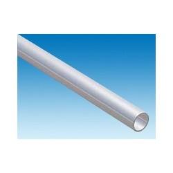 Tube rond en aluminium L. 300 x Dia. 6,34 mm
