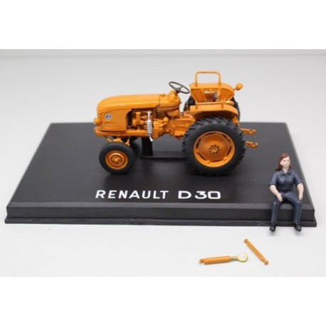 Tracteur renault d30 replicagri rep143 tracteur ancien replicagri minitoys - Tracteur ancien miniature ...