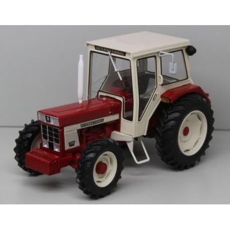 Tracteur ih 744 rep171 tracteur ancien replicagri minitoys - Tracteur ancien miniature ...