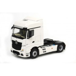 Tracteur solo MB Actros MP4 blanc