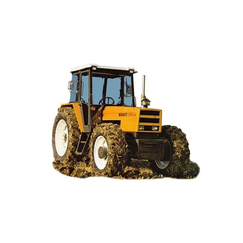 tracteur renault 981 4s rep178 tracteur ancien replicagri minitoys. Black Bedroom Furniture Sets. Home Design Ideas