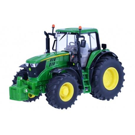 Tracteur john deere 6195m britains bri43150a1 tracteur simple britains minitoys - Tracteur ancien miniature ...