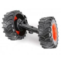 Essieu avant pour tracteur Claas Xerion Bruder 03015