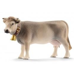 Vache Braunvieh Schleich