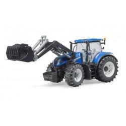 Tracteur New Holland T7.315 avec fourche