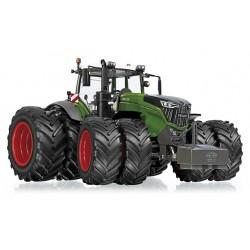 Tracteur Fendt 1050 vario avec roues jumelées
