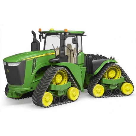 Tracteur John Deere 9620 RX à chenilles
