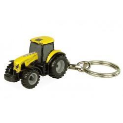 Porte-clés tracteur Mc Cormick X8 jaune