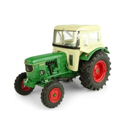 Tracteur deutz d 60 05 2wd avec cabine uh5252 tracteur ancien universal hobbies minitoys - Tracteur ancien miniature ...