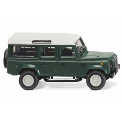 "Land Rover Defender 110 vert ""keswick"" - Wiking"
