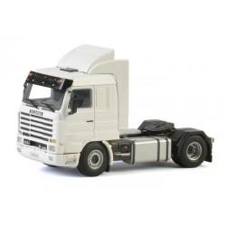 Tracteur Scania 3 series Streamline blanc - WSI