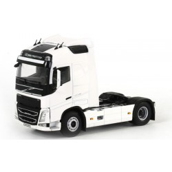 Tracteur Volvo FH4 Globetrotter blanc - WSI