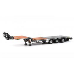Remorque surbaissée 3 essieux - WSI