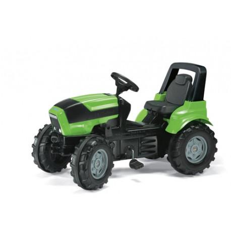Tracteur-Deutz-Agrotron