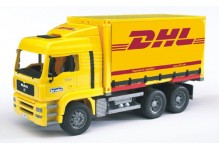 Camions de transport miniatures